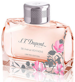 58 Avenue Montaigne Pour Femme Limited Edition S.T. Dupont para Mujeres