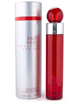 360° Red for Men Perry Ellis dla mężczyzn
