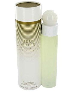 360° White Perry Ellis de dama