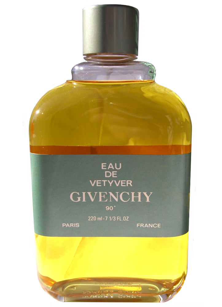 Eau de Vetyver Givenchy for men