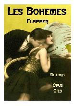 Les Bohemes: Flapper Opus Oils für Frauen und Männer
