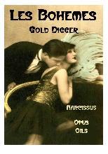 Les Bohemes: Gold Digger Opus Oils unisex