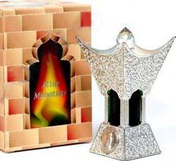Attar Mubakhar Silver Al Haramain Perfumes de barbati