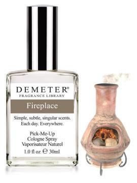 Fireplace Demeter Fragrance für Frauen und Männer