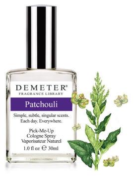 Patchouli Demeter Fragrance dla kobiet i mężczyzn