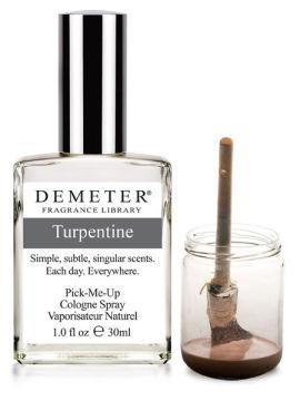 Turpentine Demeter Fragrance dla kobiet i mężczyzn