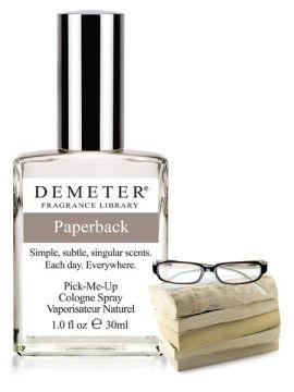 Paperback Demeter Fragrance для мужчин и женщин