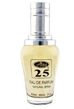 Perfume 25 Al-Rehab para Hombres y Mujeres