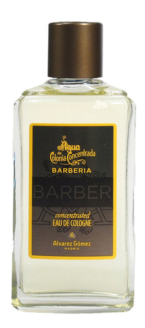Agua de Colonia Concentrada Barberia Alvarez Gomez for women and men