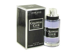 Colonial Club Jeanne Arthes für Männer