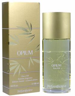 Opium Eau D'ete Summer Fragrance Yves Saint Laurent de dama