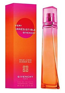 Very Irresistible Soleil d'Etè Givenchy for women