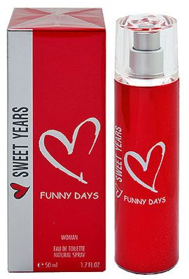 Funny Days Sweet Years para Mujeres