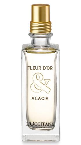Fleur d'Or & Acacia L`Occitane en Provence de dama