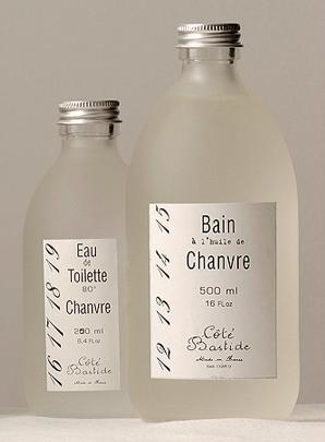 Chanvre Cote Bastide für Frauen und Männer