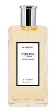 Парфюм Les Fleurs Delightful Citrus Nouveau Paris Perfume для женщин