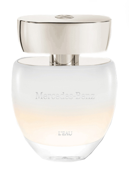 mercedes benz l eau mercedes benz perfume a fragrance. Black Bedroom Furniture Sets. Home Design Ideas