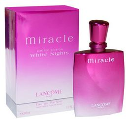 Miracle White Nights Lancome Feminino