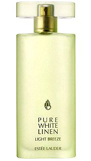 Pure White Linen Light Breeze Estée Lauder de dama