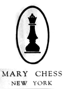 Chessmen Mary Chess pour homme