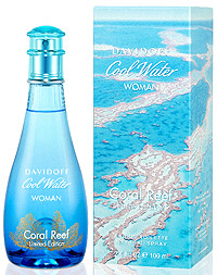 Davidoff Cool Water Woman Coral Reef Edition Davidoff für Frauen