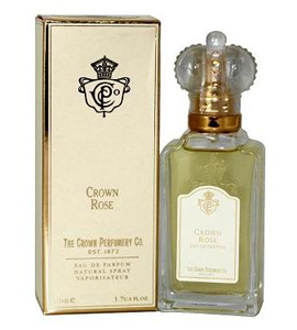 Crown Rose The Crown Perfumery Co. de dama