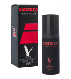 America Noir et Rouge Milton Lloyd для мужчин