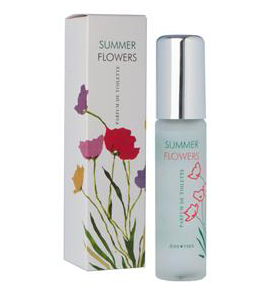 Summer Flowers Milton Lloyd للنساء