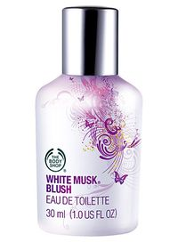 White Musk Blush The Body Shop de dama