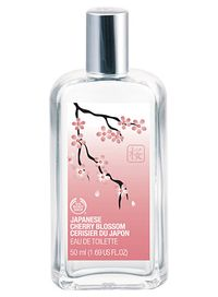 Japanese Cherry Blossom Eau de Toilette The Body Shop de dama