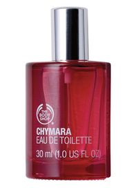 Chymara The Body Shop pour femme