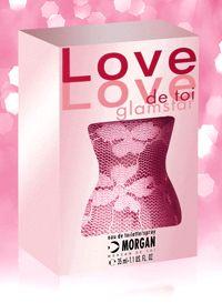 Love Love de Toi Glamstar Morgan de dama