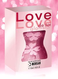 Love Love de Toi Glamstar Morgan für Frauen