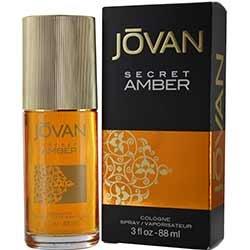 Secret Amber Jovan für Frauen und Männer