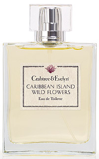 Caribbean Island Wild Flowers  Crabtree & Evelyn для женщин