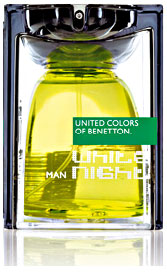 Benetton White Night Man Benetton de barbati
