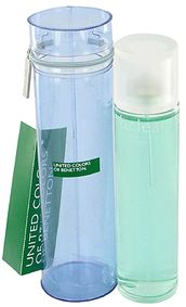 B. Clean Fresh Benetton unisex