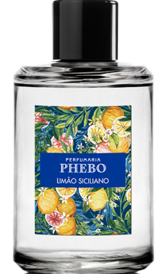 Limão Siciliano Phebo pour homme et femme