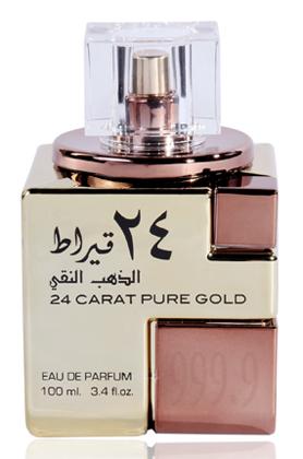 24 Carat Pure Gold Lattafa Perfumes unisex