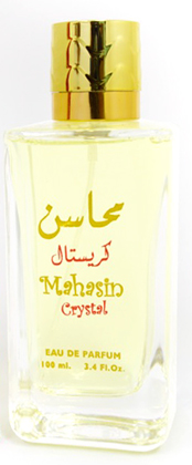 Mahasin Crystal Lattafa Perfumes pour femme