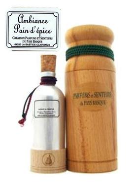 Gingerbread (Pain d`Epice) Parfums et Senteurs du Pays Basque para Hombres y Mujeres