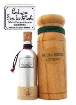 Under the Lindens (Sous les Tilleuls) Parfums et Senteurs du Pays Basque für Frauen und Männer