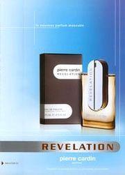Revelation Pierre Cardin для мужчин