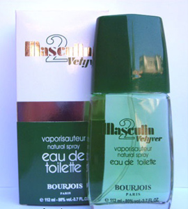 Masculin 2 Vetyver Bourjois for men
