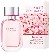 Feel Happy for Women Esprit для мужчин и женщин
