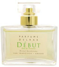 Debut Parfums DelRae pour femme