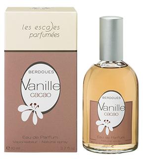 Vanille Cacao Parfums Berdoues pour homme et femme
