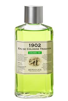 1902 Gingembre Vert Parfums Berdoues pour homme et femme