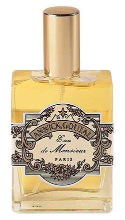 Eau de Monsieur Annick Goutal для мужчин и женщин