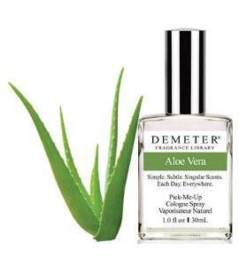 Aloe Vera Demeter Fragrance unisex